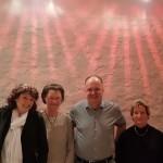 Besuch bei Pfarrer Leibrock