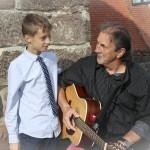 Günter&Moritz singen